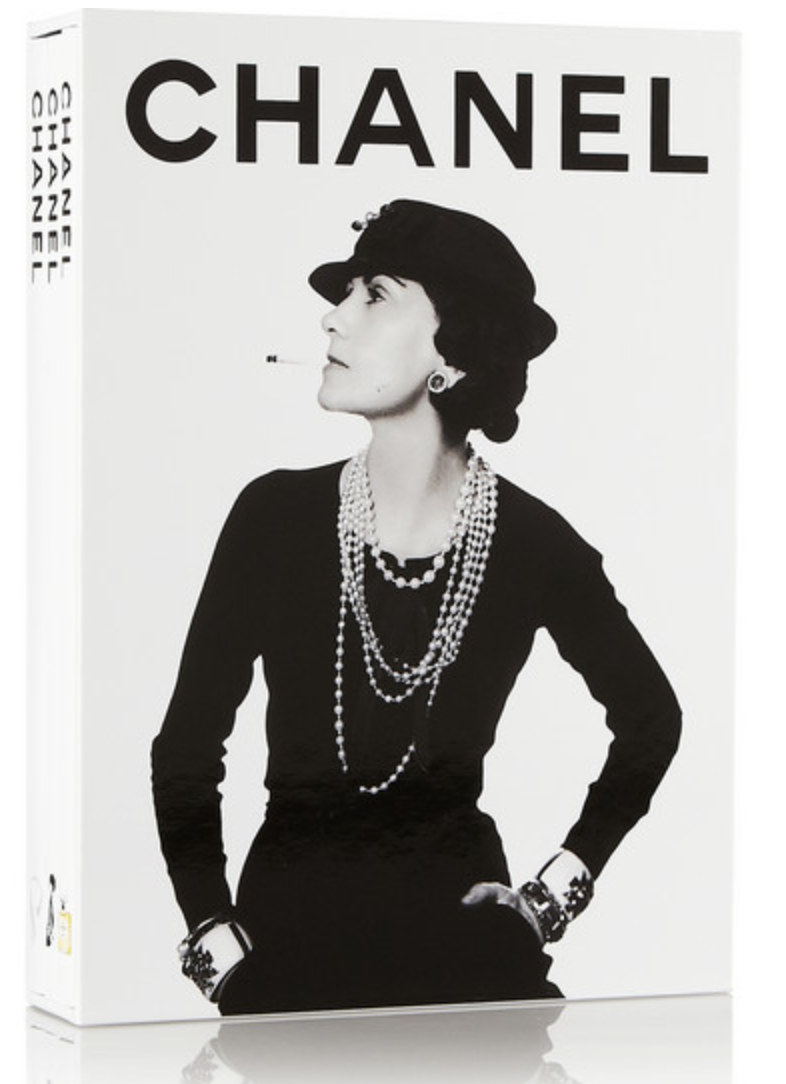 chanel by natasha fraser-cavassoni